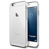 "SPIGEN iPhone 6 (4.7"") Case Capsule Series [SGP11753] - Crystal Clear - Casing Handphone / Case"